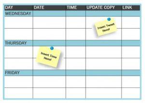 planning van sollicitatieactiviteiten